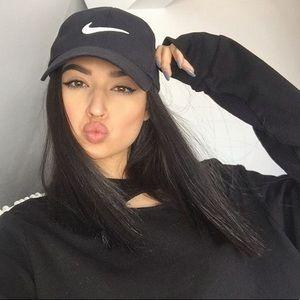 Nike Golf Black Baseball Cap